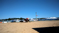 Arborg Manitoba fair and rodeo in silver manitoba