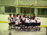 red river mudbugs vs beausejour shock